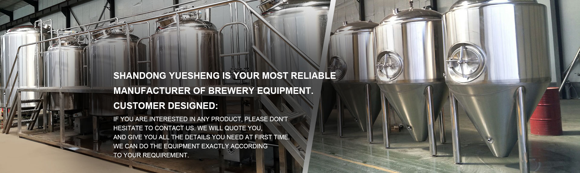 Home Brewery Equipment