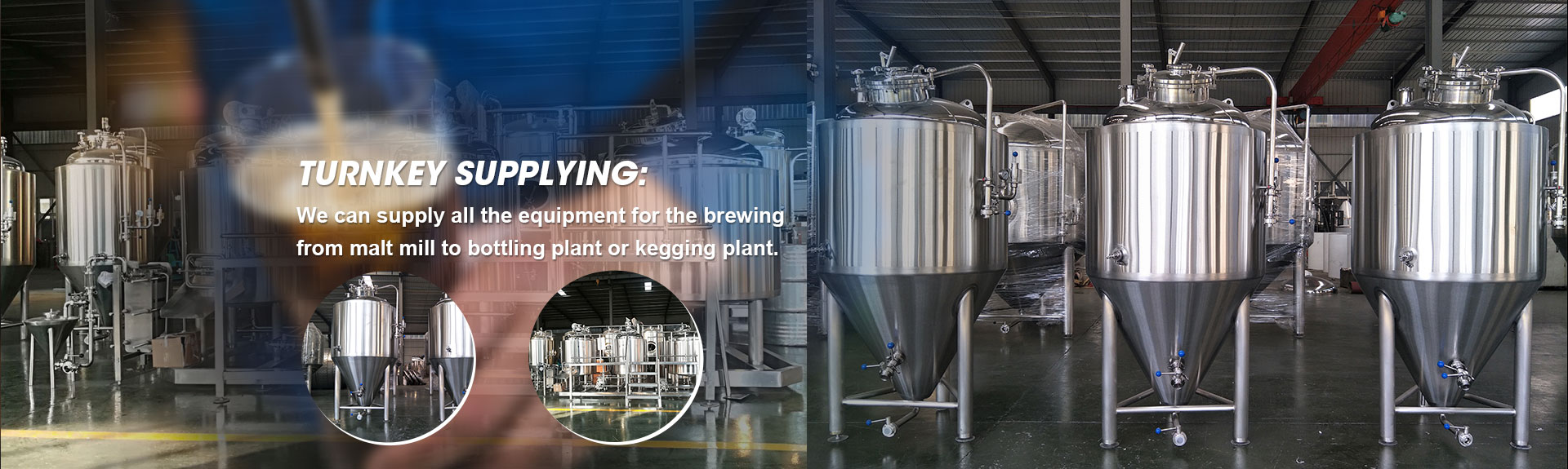 Brewhouse System/Brewing System