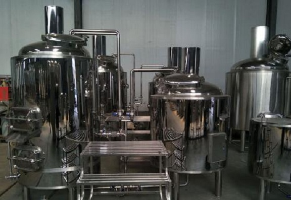 How much does brewery equipment cost?