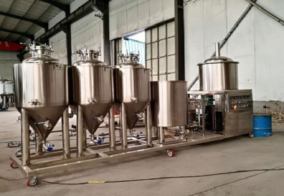 home microbrewery equipment