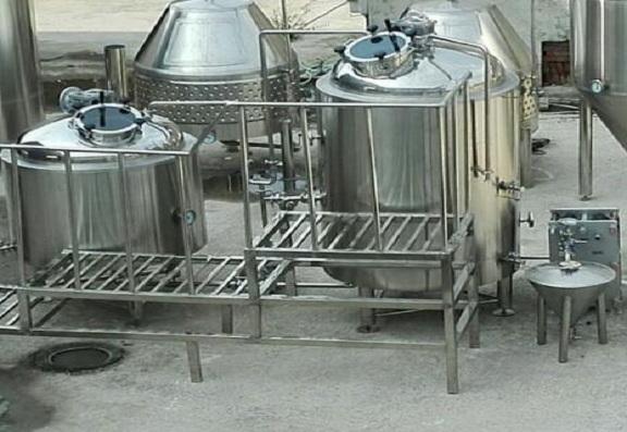 Yuesheng supply nano brewery equipment for sale