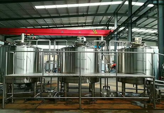 What you really need is a microbrewery equipment