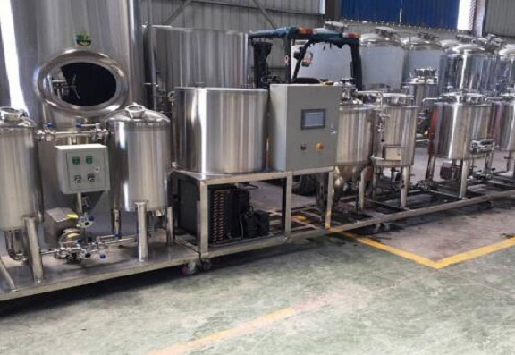 Yuesheng is one of the most well-known commercial beer brewing equipment supplier