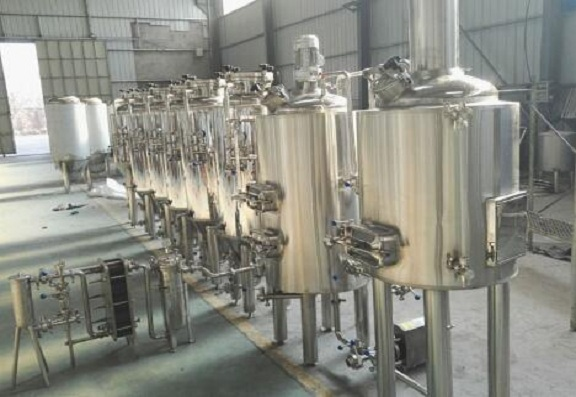 The features of nano brewing systems