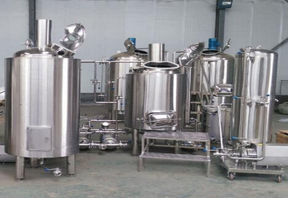 Yuesheng can produce nano brewery equipment for sale