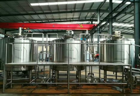 How much does home microbrewery cost?
