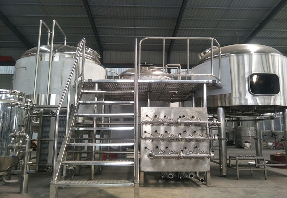 beer brewhouse systems
