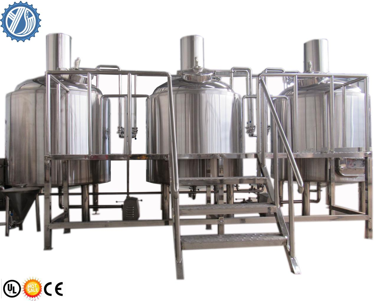 15BBL Beer Brewing Equipment