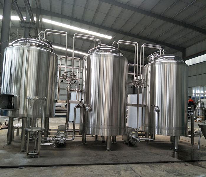 1000L Brewery Equipment In China