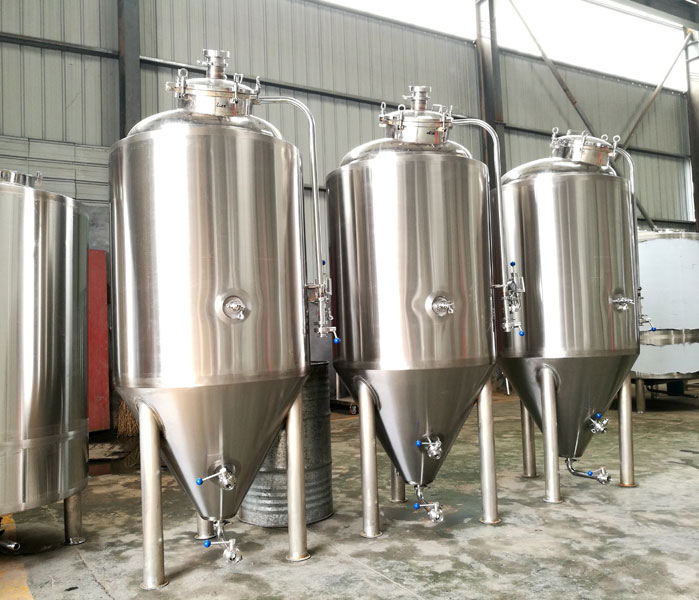 Nano Brewing Equipment Factory