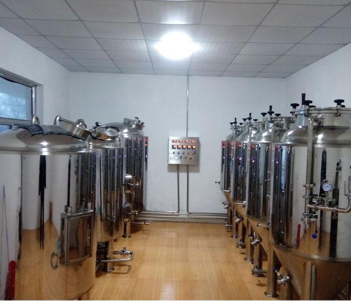 2BBL Nano Brewery