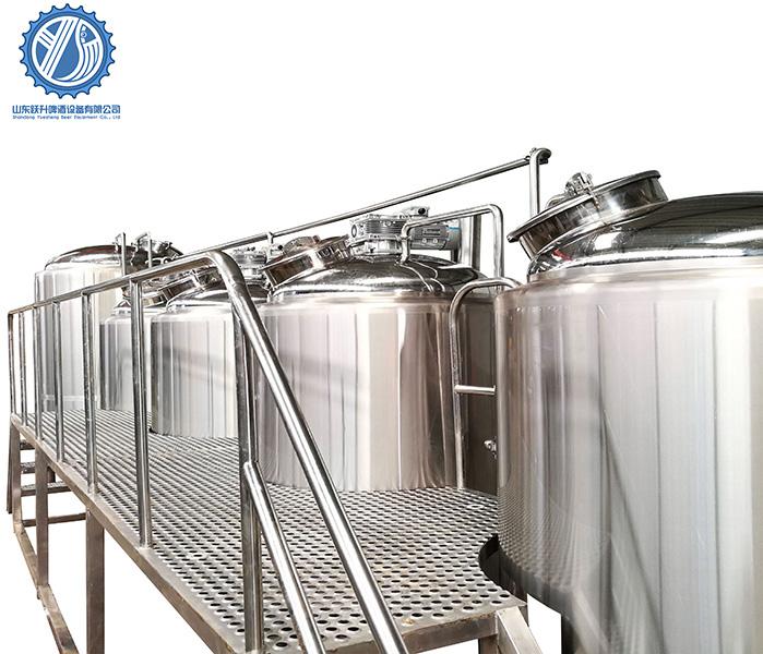 20BBL Brew Equipment