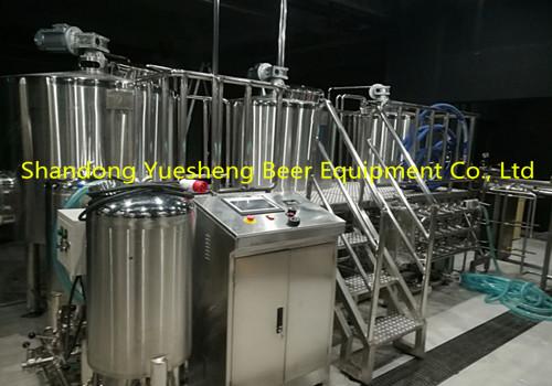 800L Brewery