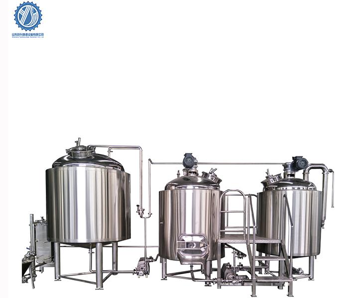 Commercial Beer Fermenter