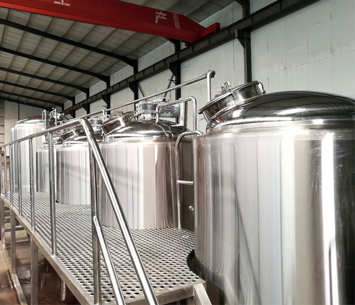 Commercial Beer Brewing Equipment, 20BBL Beer Brewing ...