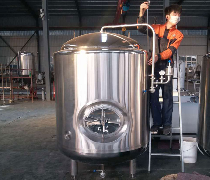 100L-500L Bright Beer Tank/Brite Tank/Conditioning Tank