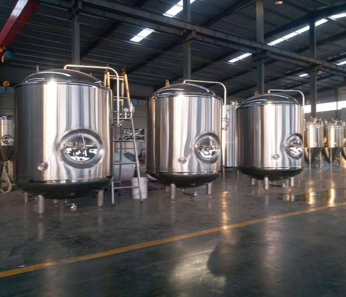 500L-1000L Bright Beer Tank/Brite Tank/Conditioning Tank
