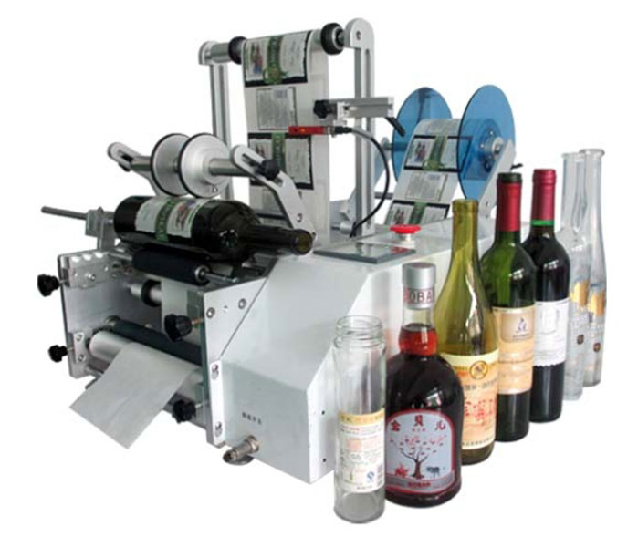Bottle Labeler