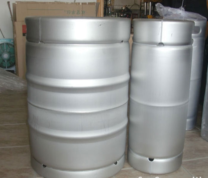 US Type: 1/4, 1/6 and 1/2 Barrel Keg