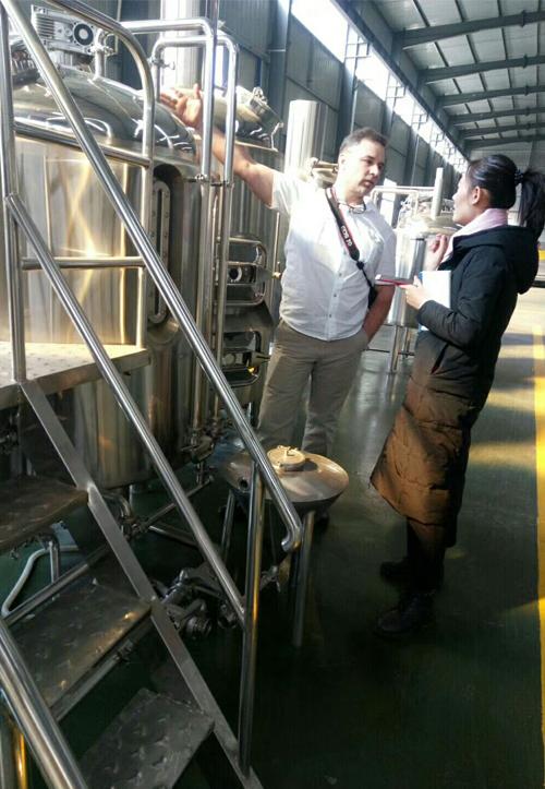 美国7BBL啤酒厂