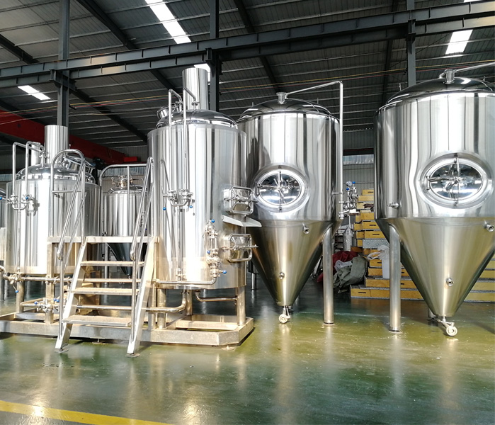 15BBL Beer Brewing Equipment