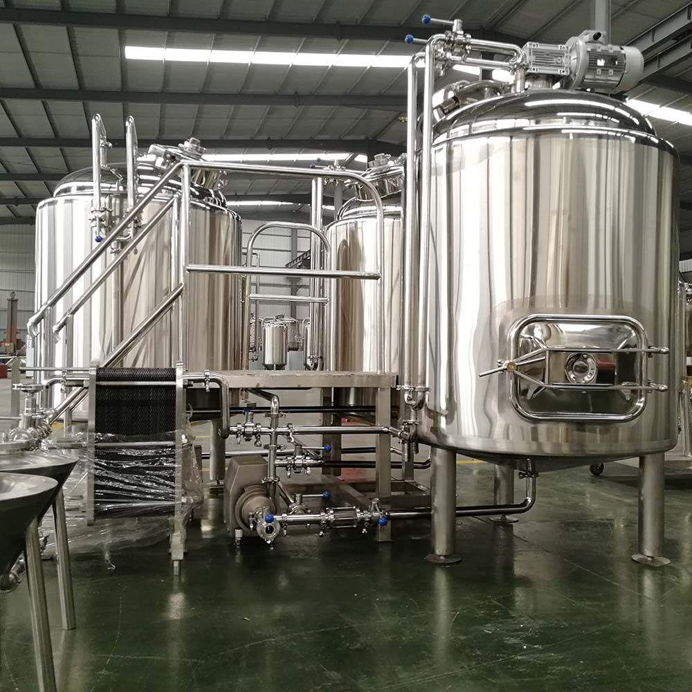 Microbrewery Equipment, 7BBL Brewery Equipment ...