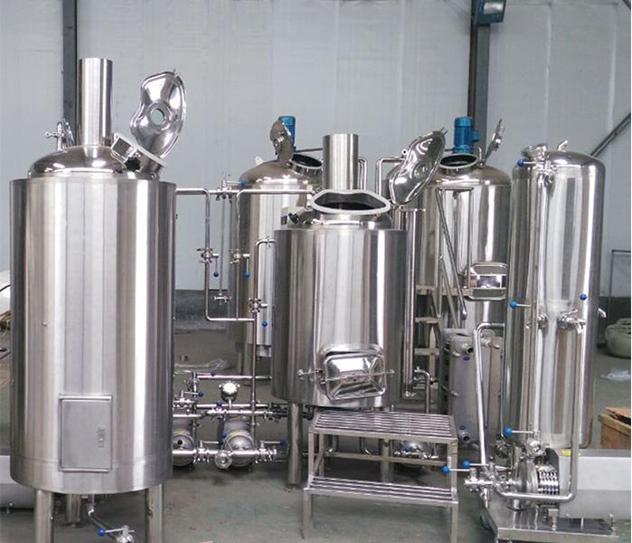 200L Brewery
