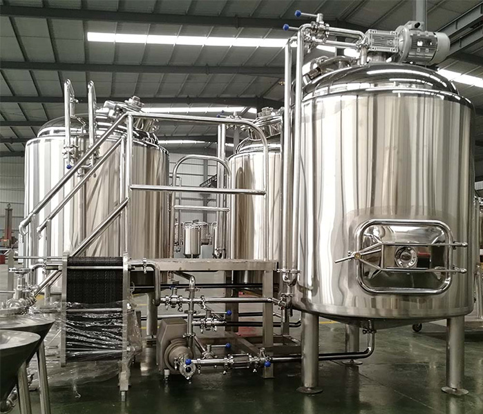 7BBL Brewery Equipment
