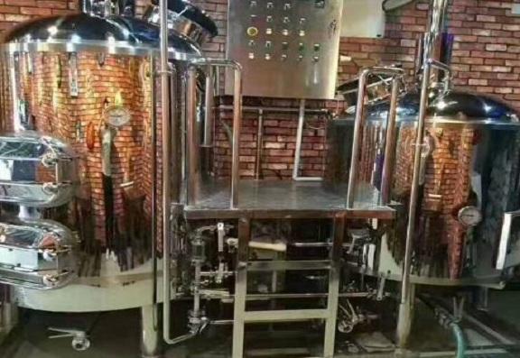 Choosing our beer brewery equipment