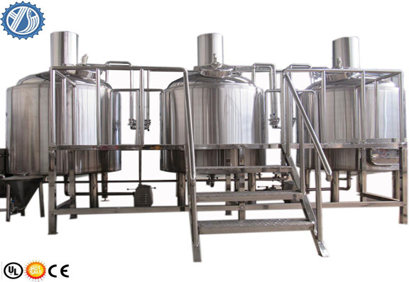 Application Place Of 15BBL Beer Brewing Equipment