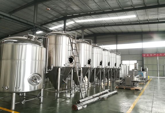 Six Processes Of Beer Production