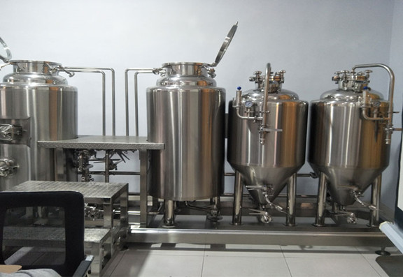 100L Brewery Equipment Leads The Industry's New Trend