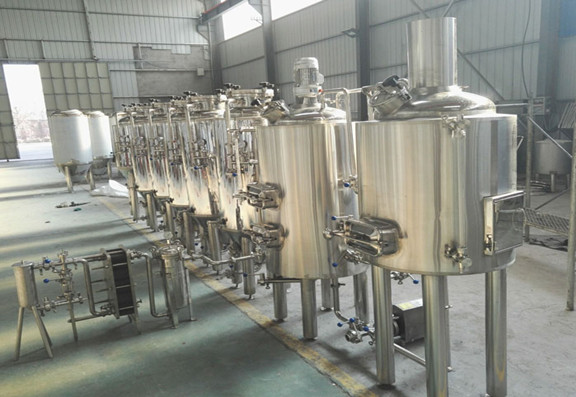 1BBL Nano Brewery Fermentation Demand