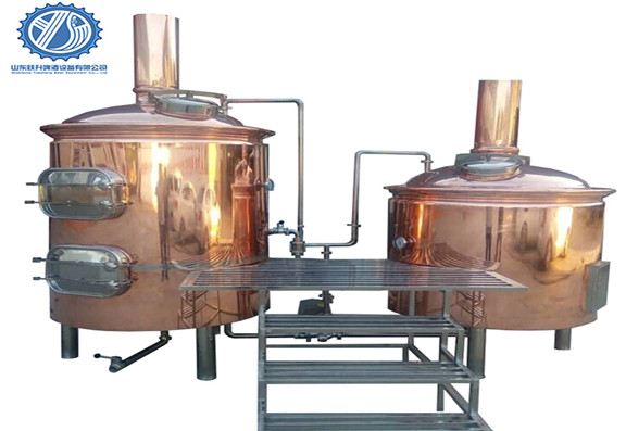 300L Micro Beer Brewery Needs To Operate Safely