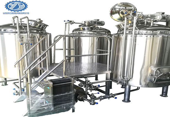 1000L Brewery Equipment Installation And Commissioning