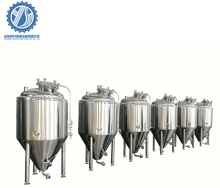 100L Micro Brewery