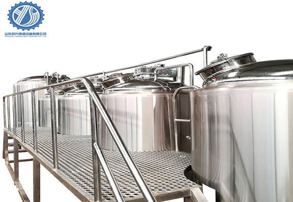 The Significance Of Cleaning Of 20BBL Brew Equipment