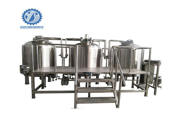 Nano Brewery Sterilization Method
