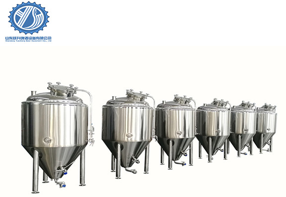 Micro Brewery Machinery Steam Heating Is More Evenly Heated