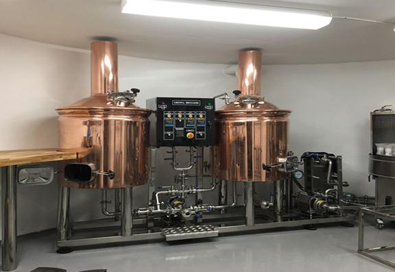 The Development Prospect Of Beer Brewing Equipment