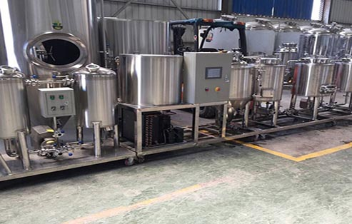What Are The Maintenance Work For Small Brewing Equipment?