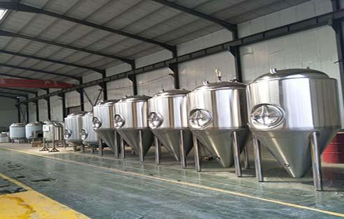 Beer Fermentation Equipment Fermentation Tank