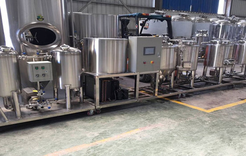 What to Watch out for when Brewing with Small Home Brewing Equipment?