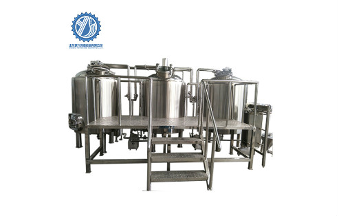 What are the Principles for Choosing a Small Brewing Equipment?