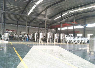 Shandong Yuesheng Beer Equipment Co., Ltd.